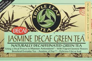 Jasmine Decaf Green Tea