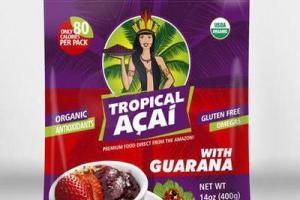 Tropical Acai with Guarana