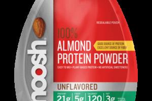 100% Almond Protein Powder