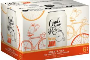 That's My Jam - Beer & Tea