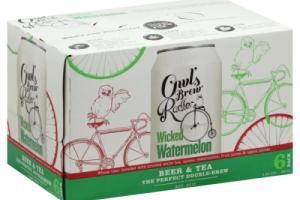 Wicked Watermelon Beer & Tea
