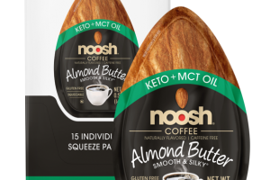Coffee Almond Butter + MCT Oil