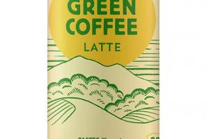 Pure Green Coffee Latte -  Unsweetened
