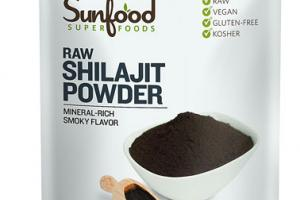 Shilajit Powder, 3.5oz, Raw