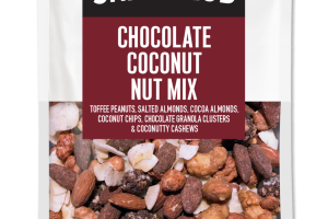 Chocolate Coconut Nut Mix