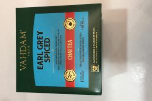 Earl Grey Spiced Chai Tea