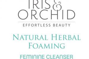 Natural Herbal Foaming Feminine Cleanser