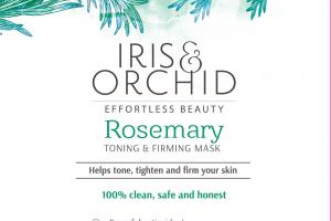 Rosemary Toning & Firming Mask