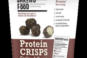 Protein Crisps Cookies & Cream