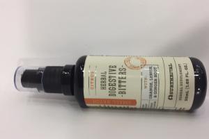 Herbal Digestive Bitters Herbal Supplement