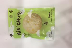 Crunchy Cheese Bites