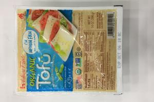 Organic Tofu Protein From Soybeans