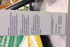 Retinol Renewing Serum With Hyaluronic Acid & Vitamin E