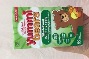 Wholefood Fruit & Veggie Dietary Supplement