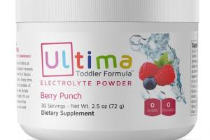 Electrolyte Powder Dietary Supplement