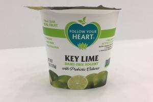 Key Lime Dairy-free Yogurt