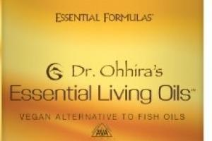 Essential Living Oils Vegan Alternative To Fish Oils Dietary Supplement
