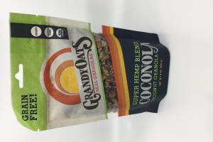 Super Hemp Blend Coconola Coconut Granola