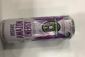 Organic Antioxidant Rich Energy Drink