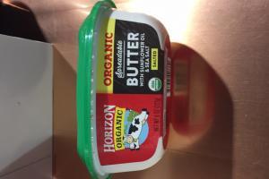 Butter With Sunflower Oil & Sea Salt