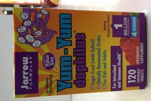 Yum-yum Dophilus Probiotic Supplement