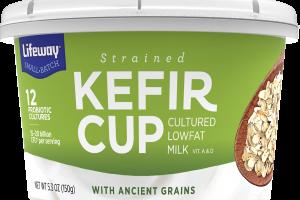 Kefir Cup Cultured Lowfat Milk