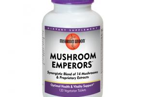 Mushroom Emperors Dietary Supplement