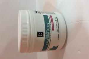 Calcium Plus Vitamin & Mineral Supplement