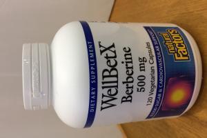 Berberine 500 Mg Dietary Supplement