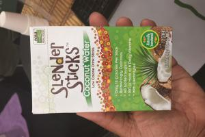 Coconut Water Low Calorie Drink Sticks