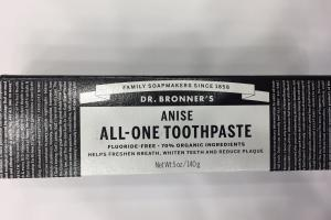 Anise All-one Toothpaste