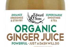 Organic Ginger Juice