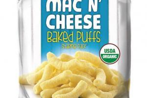Organic Baked Puffs