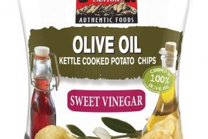 Olive Oil Kettle Cooked Potato Chips