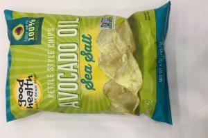 Avocado Oil Kettle Style Chips