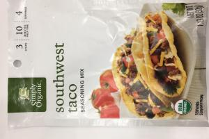 Southwest Taco Seasoning Mix