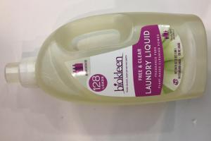 Free & Clear Laundry Liquid