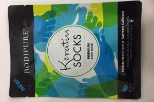 Keratin Socks  Premium Foot Mask