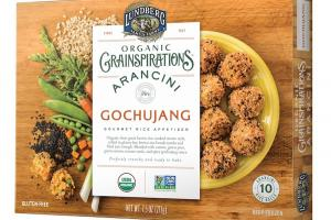 Organic Grainspirations Arancini Gochujang