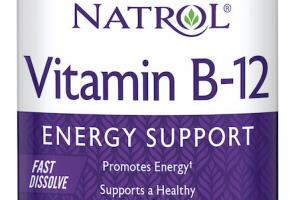 Vitamin B-12 Energy Support Dietary Supplement