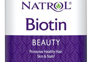 Biotin Beauty Dietary Supplement