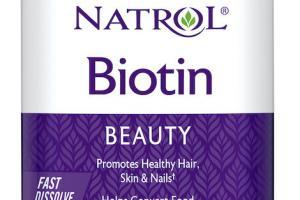Biotin Dietary Supplement