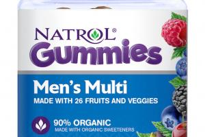 Men's Multi Gummies Dietary Supplement