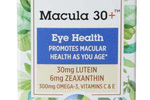 Macula 30+ Eye Health Dietary Supplement