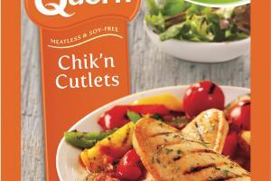 Chik'n Cutlets
