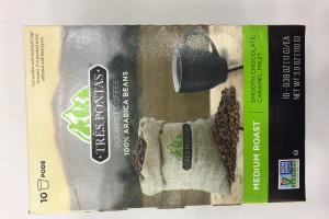 100% Arabica Beans Gourmet Coffee