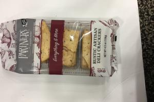 Rustic Artisan Deli Crackers