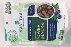 Organic Power Snacks