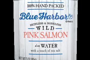 Wild Pink Salmon