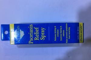 Psoriasis Relief Spray